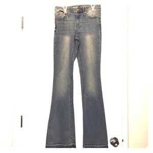 Mossimo High Rise Flare Jeans